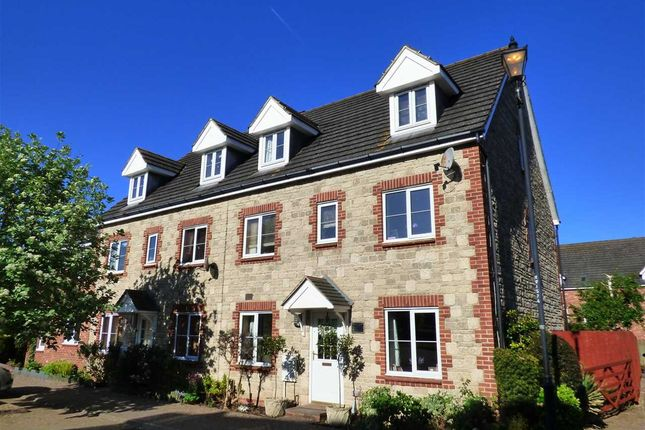 Thumbnail End terrace house for sale in Woolpitch Wood, Chepstow