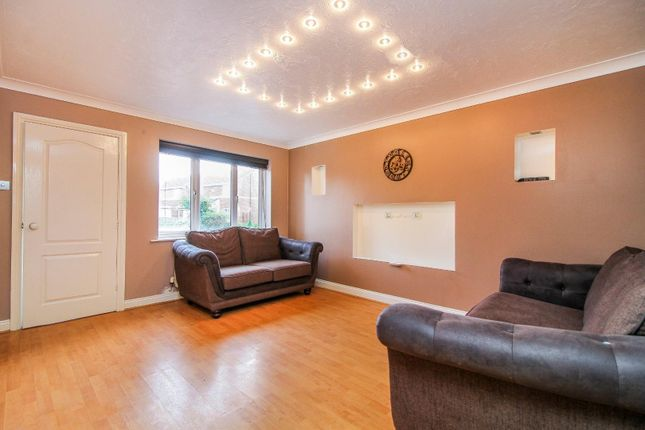 ,Living Room of Holyfields, West Allotment, Newcastle Upon Tyne NE27
