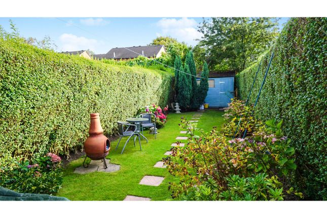 Rear Garden of Sheffield Road, Sutton Coldfield B73