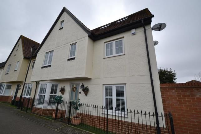Thumbnail End terrace house for sale in Chancellor Park, Chelmsford, Essex