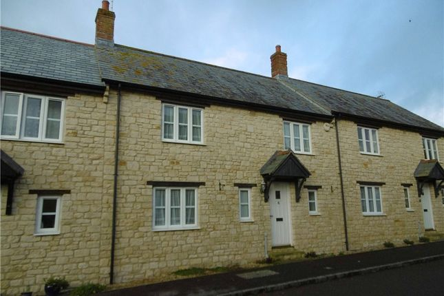 Thumbnail Terraced house to rent in Home Farm Way, Shipton Gorge, Bridport, Dorset