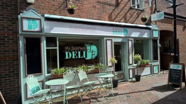 Restaurant/cafe for sale in Newbury, Berkshire