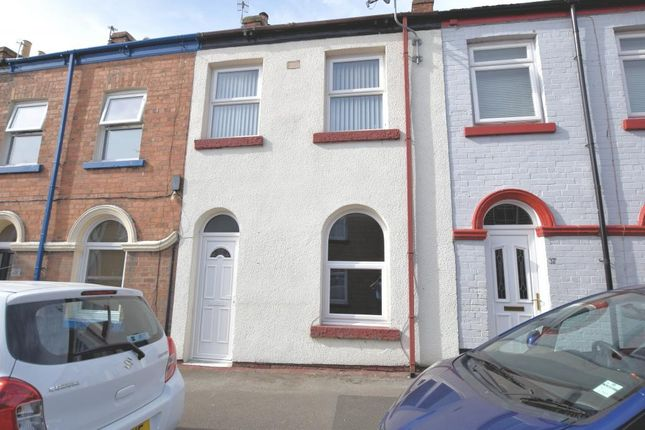 Thumbnail Terraced house to rent in Victoria Street, Scarborough, North Yorkshire