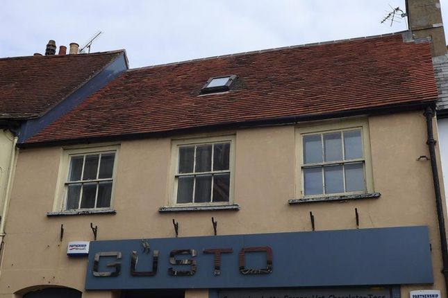 Thumbnail Flat to rent in High Street, Shaftesbury