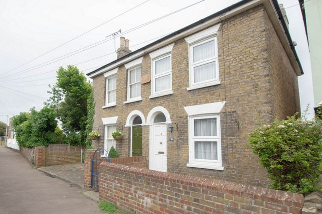 Thumbnail Semi-detached house for sale in Church Path, Deal