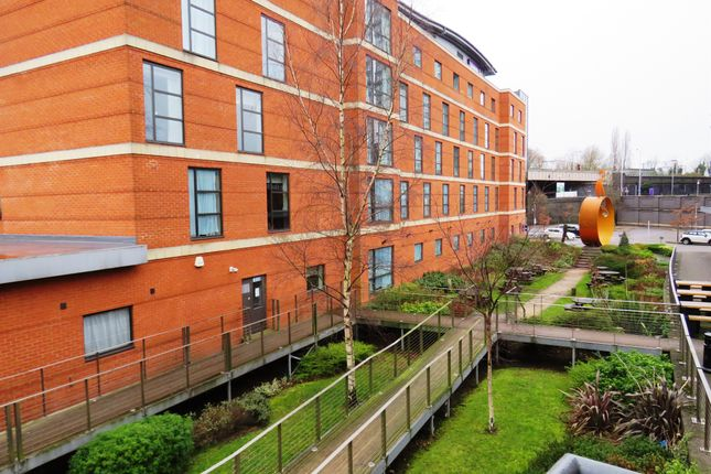 Flat for sale in Broad Gauge Way, City Centre, Wolverhampton