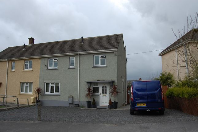 Semi-detached house for sale in Maesybont, Glanamman, Ammanford