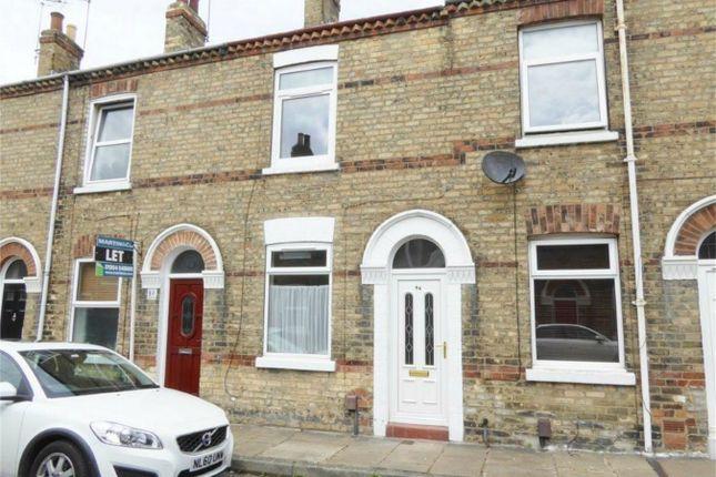 Thumbnail Terraced house to rent in Stamford Street West, Leeman Road, York