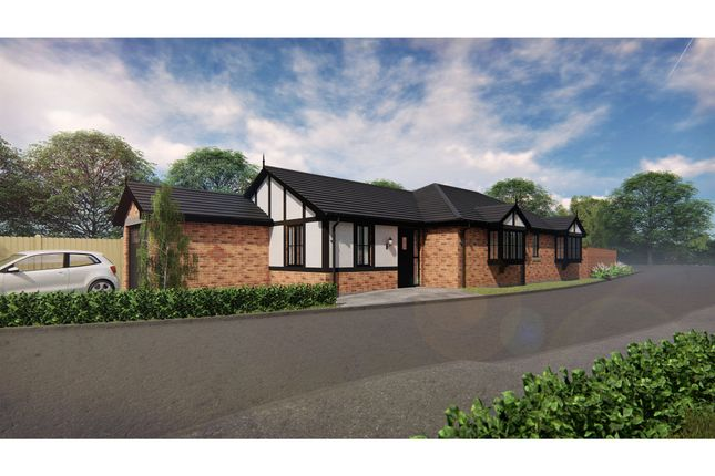 Thumbnail Detached bungalow for sale in Neachells Lane, Willenhall