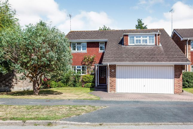 Thumbnail Detached house for sale in Farm Way, Burgess Hill