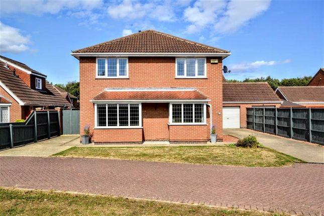 Thumbnail Property for sale in Trafalgar Park, New Waltham, Grimsby