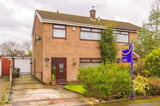 3 bed semi-detached house for sale in Springclough Drive, Walkden, Manchester