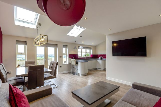 Thumbnail Detached house for sale in Birchen Hills, Wakefield, West Yorkshire