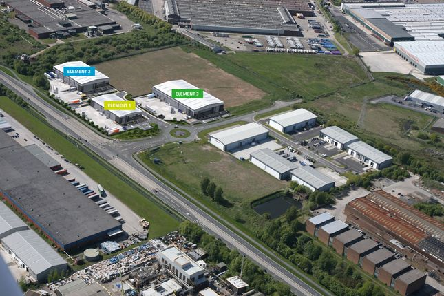 Thumbnail Industrial to let in Alchemy Business Park, Knowsley