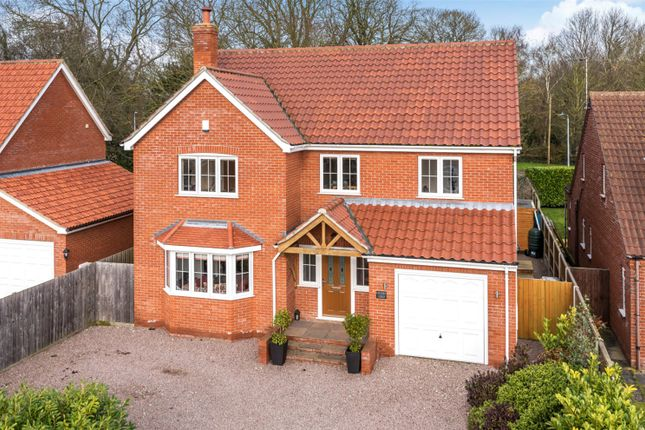 Thumbnail Detached house for sale in Merrifield Road, Wainfleet, Skegness