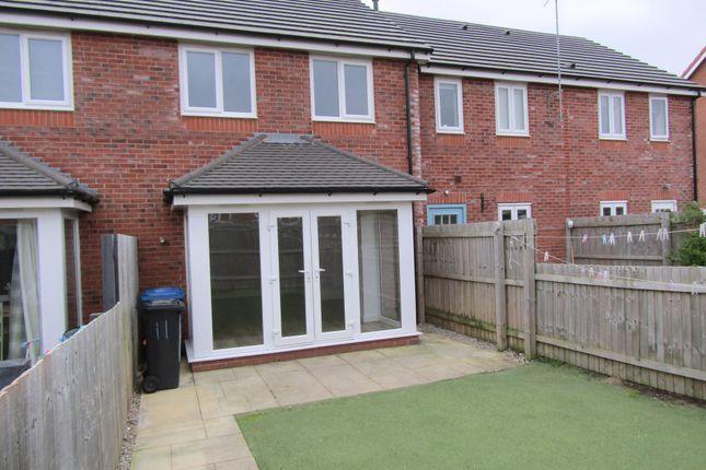 Terraced house for sale in Golygfa Clwyd, Rhyl, Denbighshire