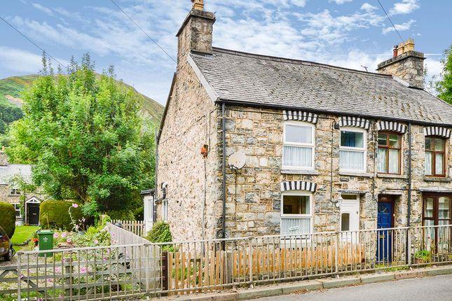 Semi-detached house for sale in Llangynog, Oswestry, Powys