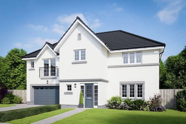"Thumbnail Detached house for sale in ""Kennedy"" at Kirk Brae, Cults, Aberdeen"