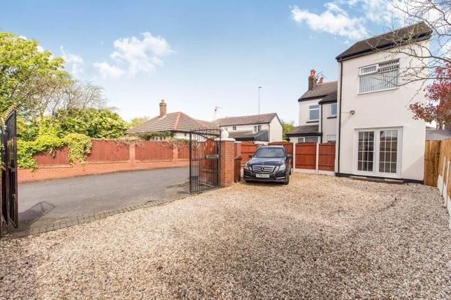 Thumbnail Detached house for sale in Warrington Road, Rainhill, Prescot