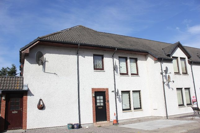 Thumbnail Flat to rent in Nobles Court, Muir Of Ord, Highland