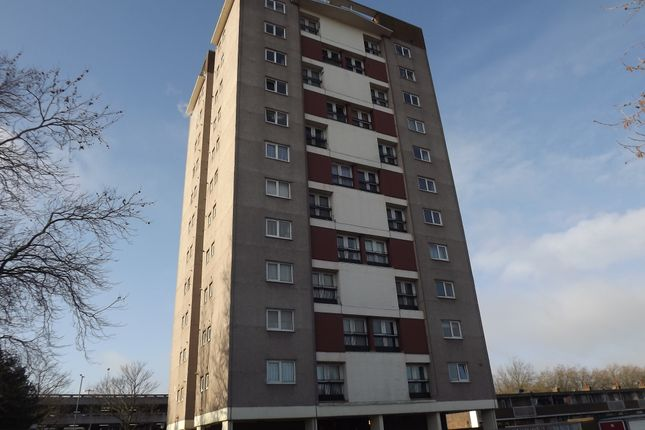 Thumbnail Flat for sale in Hughes Tower, Harlow
