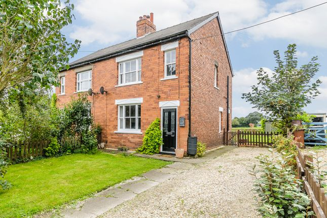 Thumbnail Semi-detached house for sale in Kirton Road, Scunthorpe