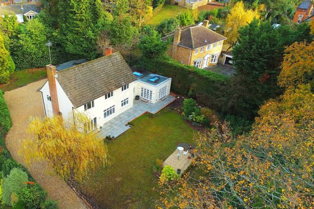 Thumbnail Detached house for sale in Church Hill, Camberley