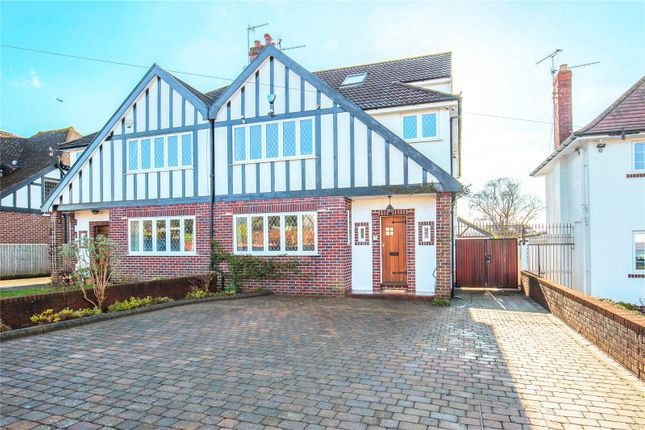 Thumbnail Semi-detached house for sale in Briercliffe Road, Stoke Bishop, Bristol