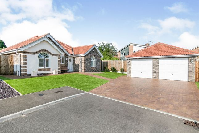 Thumbnail Detached bungalow for sale in Nightingale Way, Clacton-On-Sea