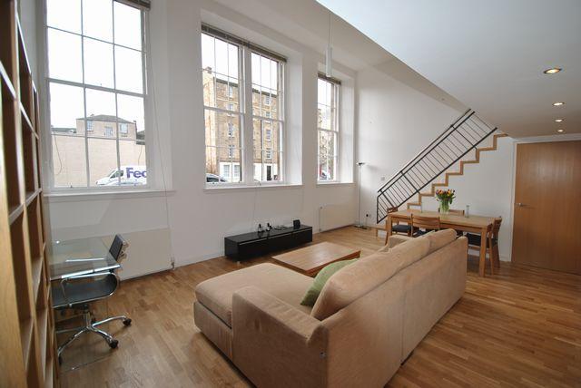 Thumbnail Flat to rent in Davie Street, Edinburgh, Midlothian EH8,