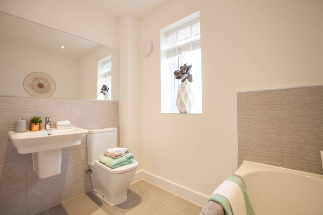"""2 bedroom semi-detached house for sale in """"The Loddon"""" At Deardon Way, Shinfield, Reading RG2, Shinfield,"""