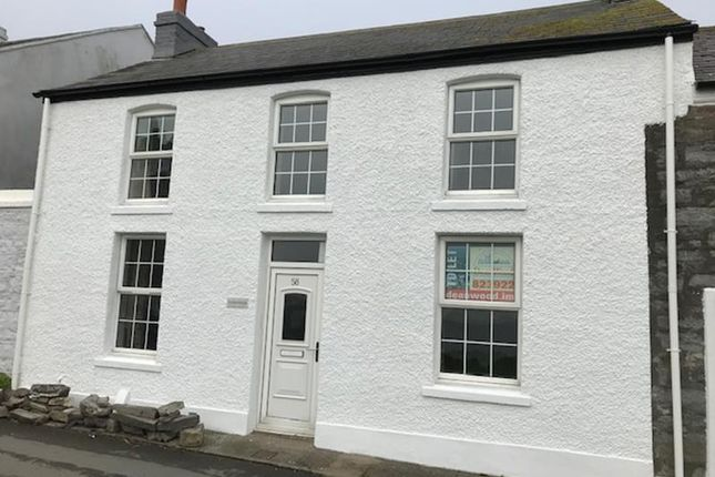 Thumbnail Terraced house to rent in 58 Queen Street, Castletown