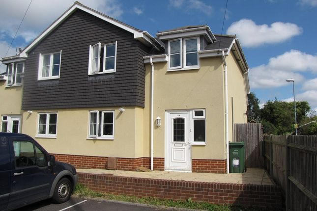 Thumbnail Semi-detached house for sale in The Close, Drayton, Portsmouth