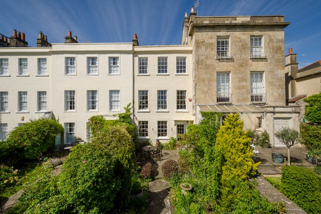 Thumbnail Terraced house for sale in Richmond Hill, Lansdown, Bath