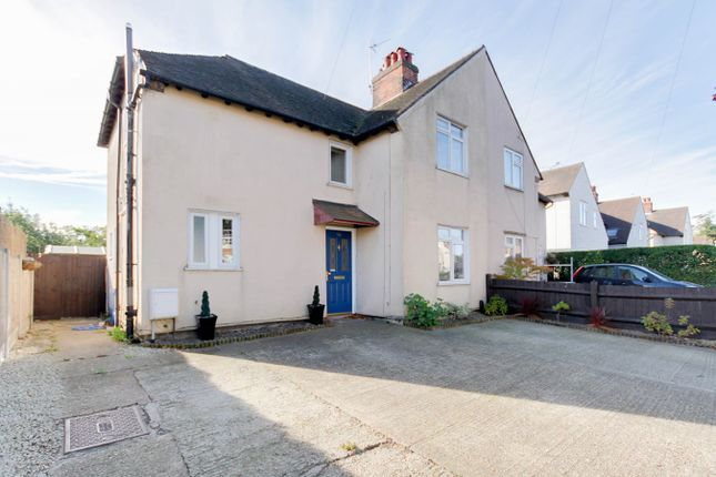 Thumbnail Semi-detached house for sale in London Road, Colchester