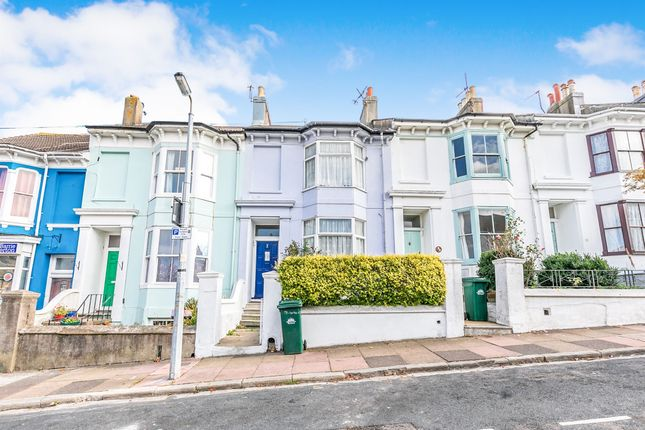 Thumbnail Terraced house for sale in Montreal Road, Brighton