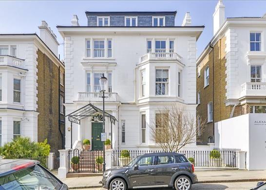 Thumbnail Detached house for sale in Phillimore Gardens, Kensington, London