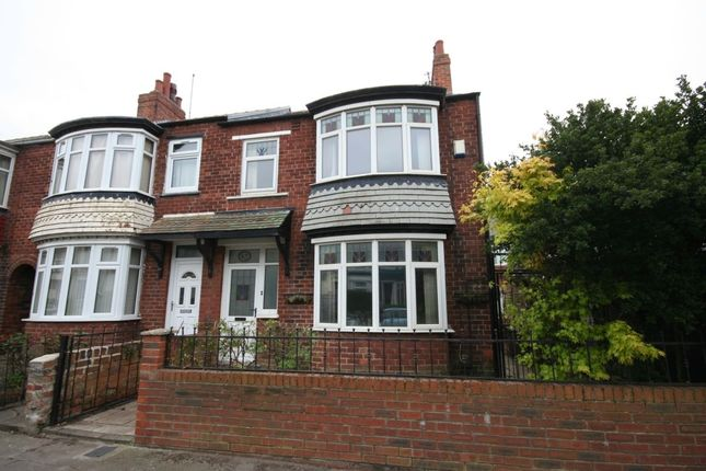Thumbnail Semi-detached house for sale in Newstead Road, Middlesbrough