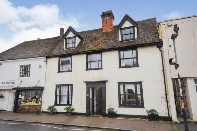 Thumbnail Terraced house for sale in East Street, Coggeshall, Colchester