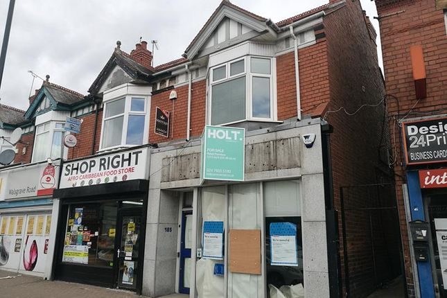 Thumbnail Retail premises to let in 185 Walsgrave Road, Coventry, West Midlands