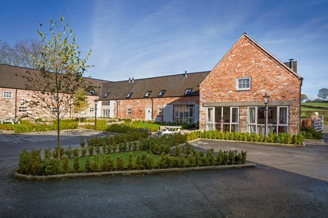 Thumbnail Barn conversion to rent in Dove House Farm, Bylthe Bridge Road, Caverswall, Stoke On Trent, Staffordshire