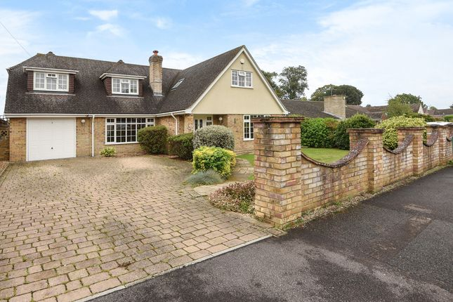 Thumbnail Detached house for sale in Conifer Drive, Tilehurst, Reading