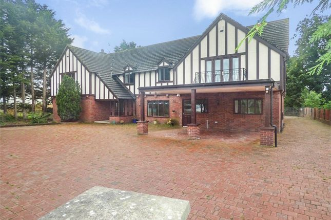 Thumbnail Detached house for sale in Maesbury Marsh, Maesbury Marsh, Oswestry, Shropshire