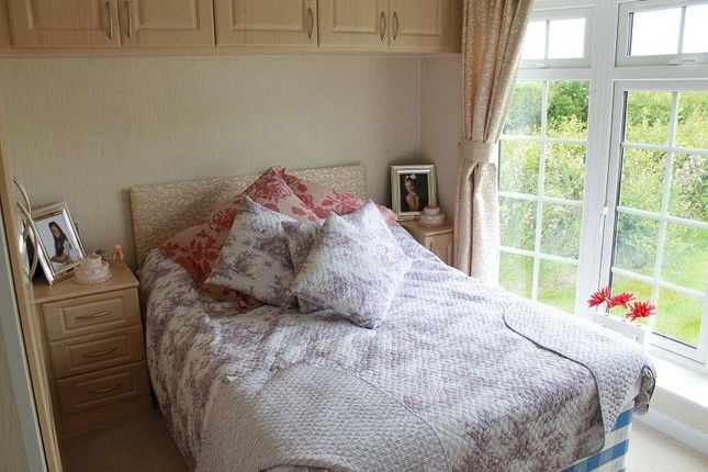Double Bedroom 2 of Dinwoodie Lodge Park Johnstonebridge, Lockerbie, Dumfriesshire. DG11