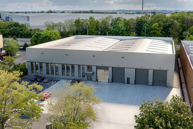 Thumbnail Industrial to let in Unit 4 Worton Grange, Worton Drive, Reading