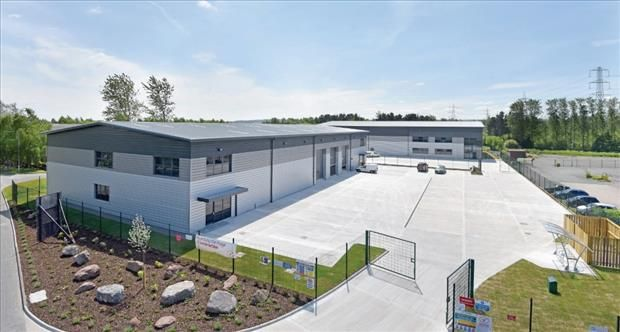 Thumbnail Light industrial to let in Unit 2, Prospect Park, Parkway, Deeside Industrial Park, Deeside