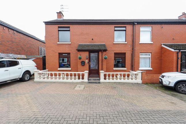 Thumbnail Terraced house for sale in Rathmore Street, Belfast