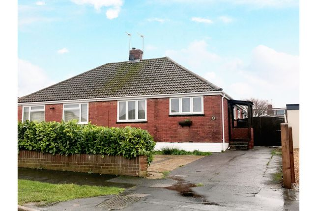 Thumbnail Bungalow to rent in Clinton Road, Waterlooville
