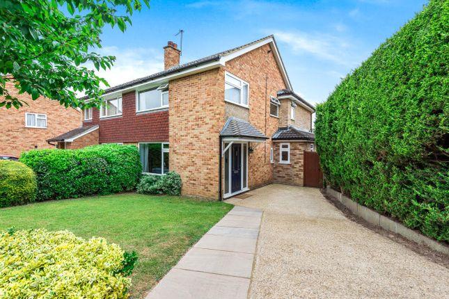 4 bed semi-detached house for sale in Send Marsh, Ripley, Surrey GU23