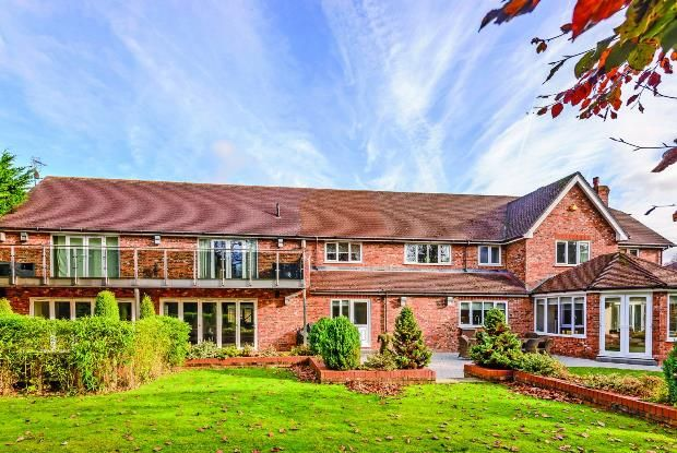 Thumbnail Detached house for sale in Mayfield Court, Formby, Liverpool